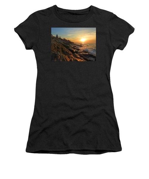 Pemaquid Lighthouse Women's T-Shirt