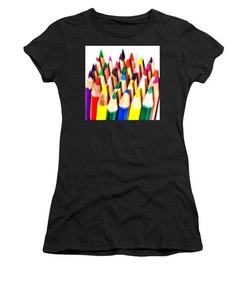 Pencils Women's T-Shirt