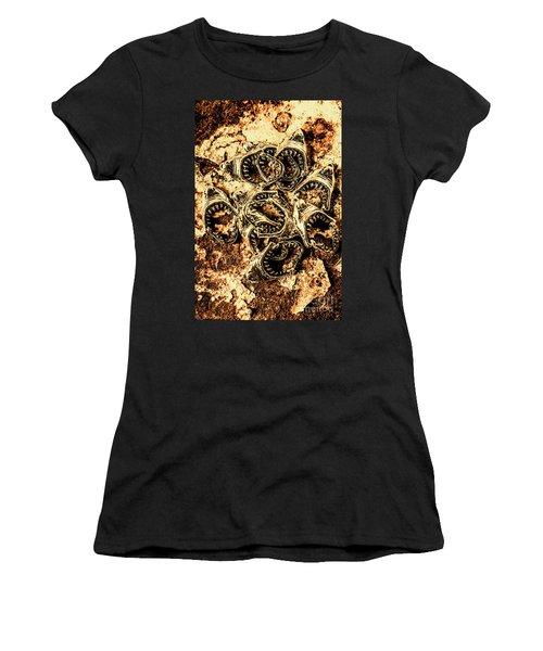 Pendants From A Shark Attack Women's T-Shirt