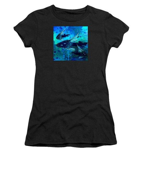 Penman Original-341 Family Is Important Women's T-Shirt (Athletic Fit)