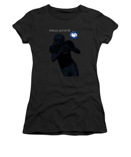 Penn State Football Women's T-Shirt (Athletic Fit)