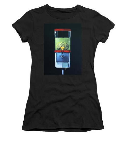 Penny For Your Thoughts Women's T-Shirt