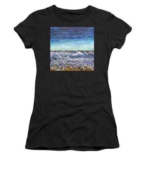 Pensive Waters Women's T-Shirt