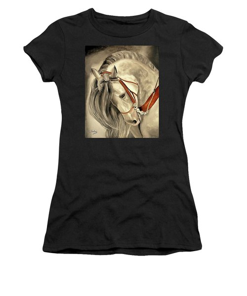 Peralta Andalucian Women's T-Shirt (Athletic Fit)
