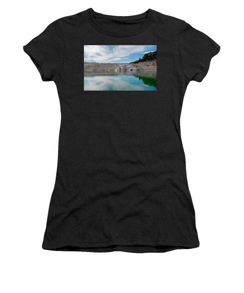 Perdernales Falls II Women's T-Shirt