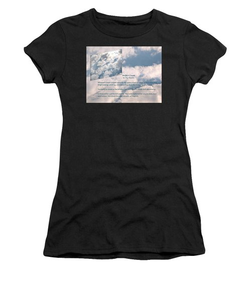 Perfect Clouds Women's T-Shirt