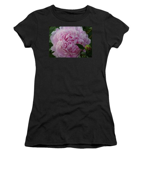 Women's T-Shirt featuring the photograph Perfection In Pink by Cris Fulton