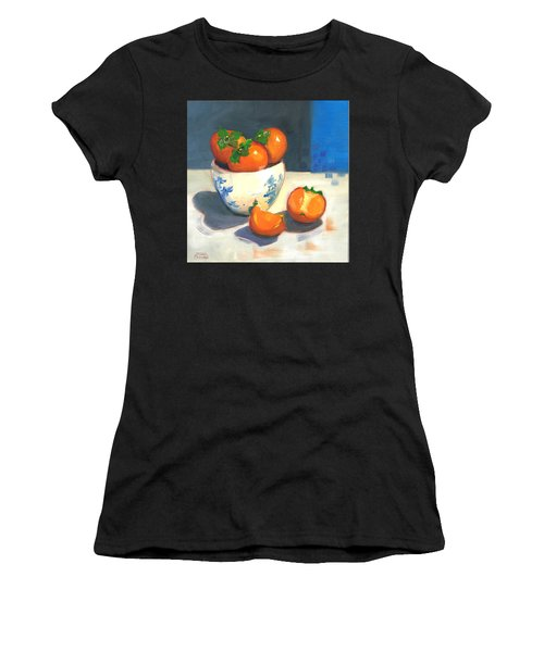 Persimmons Women's T-Shirt (Athletic Fit)