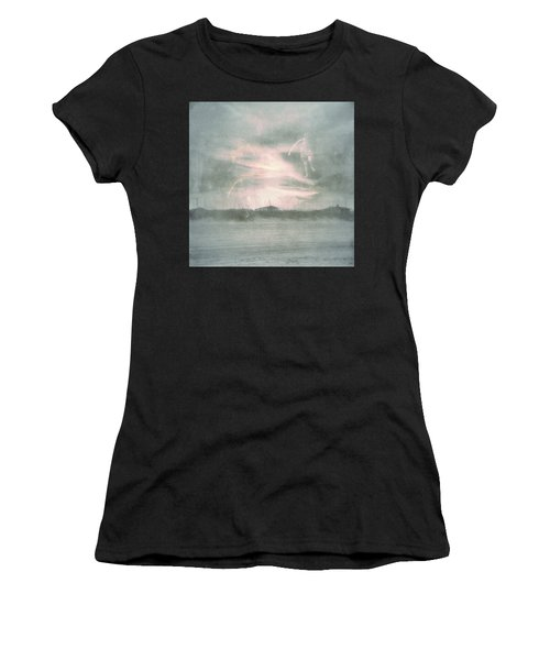 Ghosts And Shadows Vii - Personal Rapture  Women's T-Shirt (Athletic Fit)