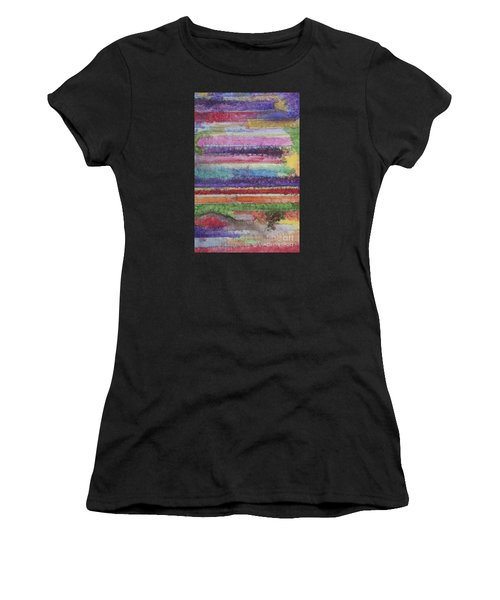 Perspective Women's T-Shirt (Athletic Fit)