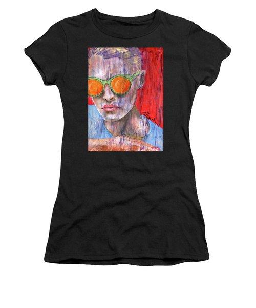 Peta Women's T-Shirt (Athletic Fit)