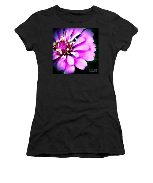 Petal Power Women's T-Shirt (Athletic Fit)