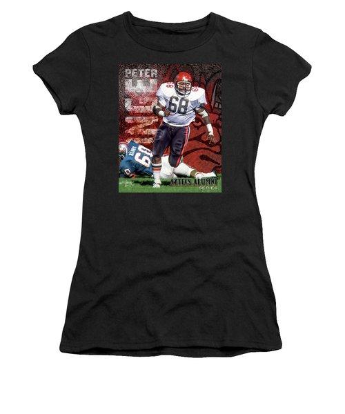 Peter Inge Women's T-Shirt (Athletic Fit)