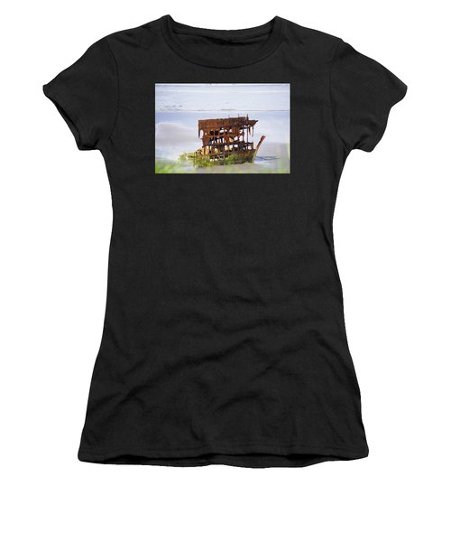 Peter Iredale Women's T-Shirt (Athletic Fit)