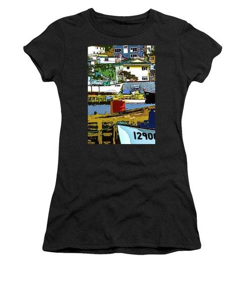 Petty Harbor Women's T-Shirt