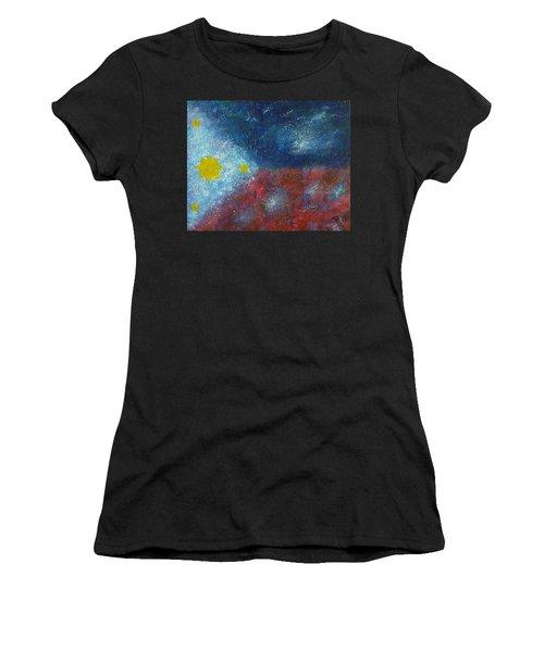 Philippine Flag Women's T-Shirt