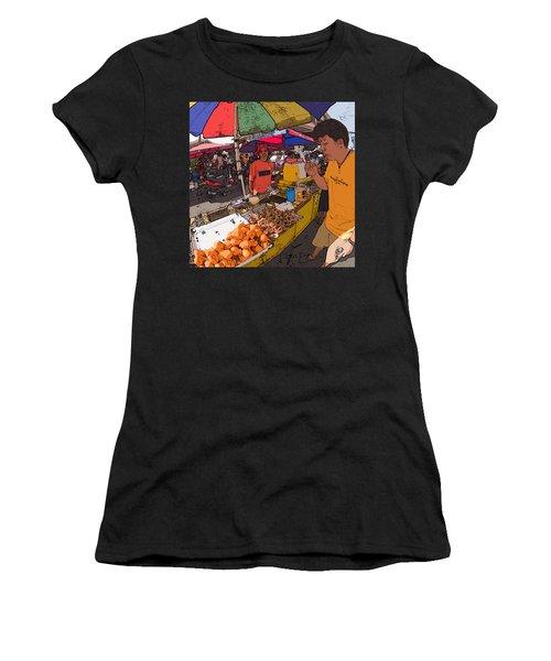 Philippines 1299 Street Food Women's T-Shirt