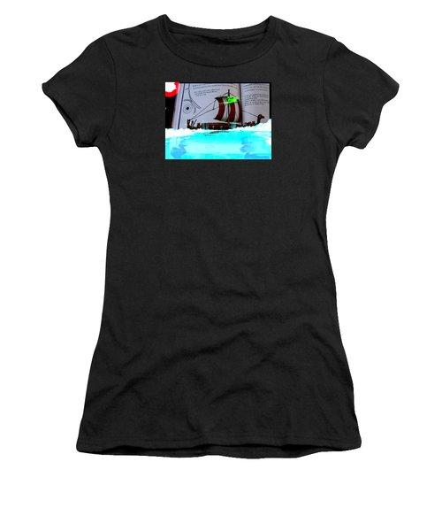 Phoenician Night Voyagers  Women's T-Shirt