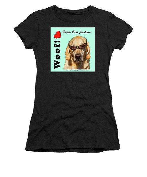 Photo Dog Jackson Mug Women's T-Shirt