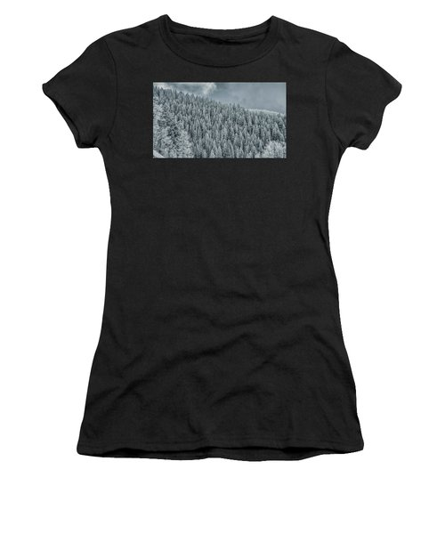 Winter Pines Women's T-Shirt