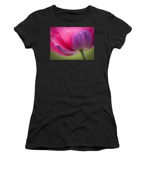 Poppy Close Up Women's T-Shirt
