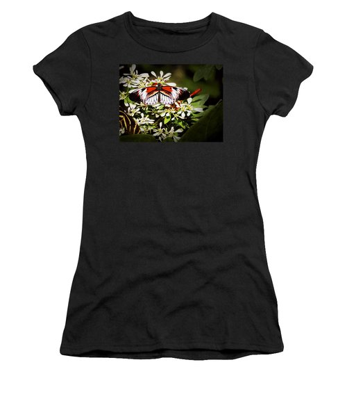Piano Key 3 Women's T-Shirt (Athletic Fit)