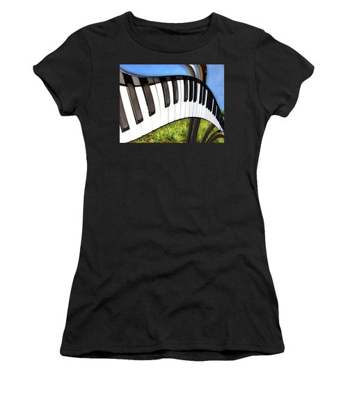 Piano Land Women's T-Shirt