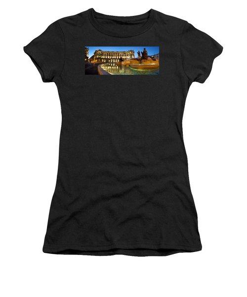 Piazza Della Repubblica Women's T-Shirt