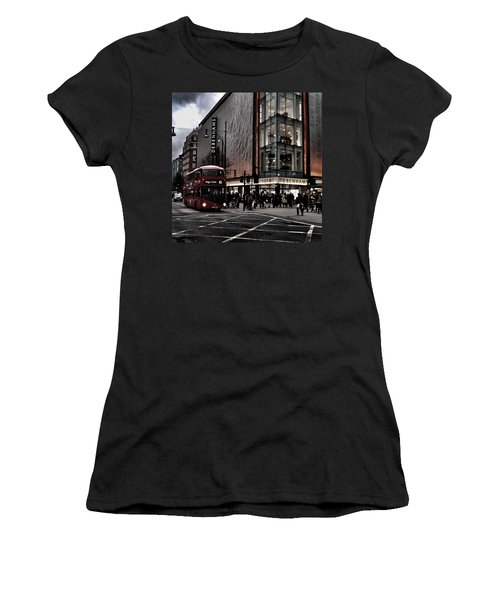 Piccadilly Circus Women's T-Shirt