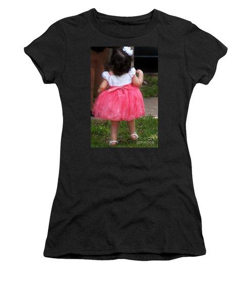 Pick Me Up Women's T-Shirt (Athletic Fit)