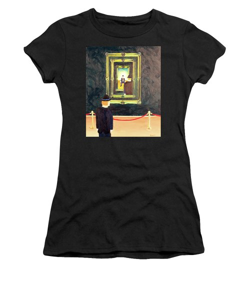 Pictures At An Exhibition Women's T-Shirt