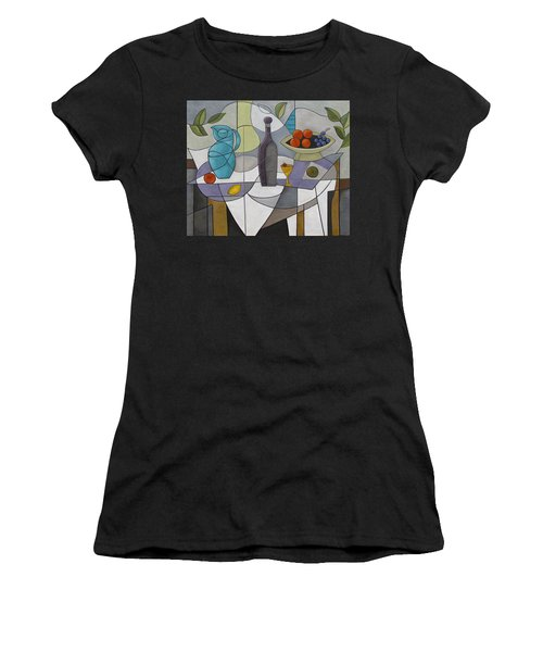 Pieces Of A Dream Women's T-Shirt (Athletic Fit)