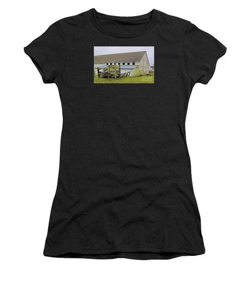Pierce Pt. Ranch Barn Women's T-Shirt