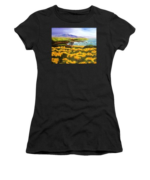 Pigeon Point Women's T-Shirt (Athletic Fit)