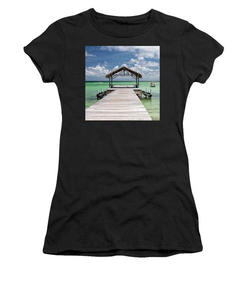 Pigeon Point, Tobago#pigeonpoint Women's T-Shirt