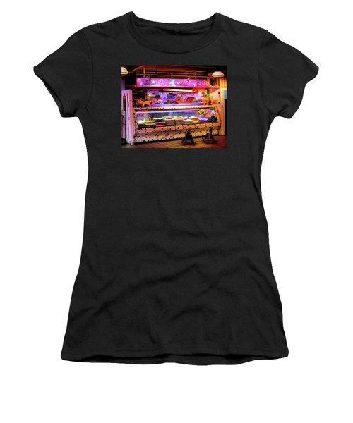 Pike Market Creamery, Seattle Women's T-Shirt (Athletic Fit)