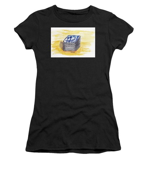 Pill Box Women's T-Shirt (Athletic Fit)