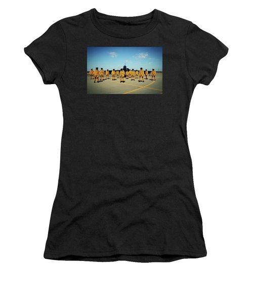 Pilot Women's T-Shirt (Athletic Fit)