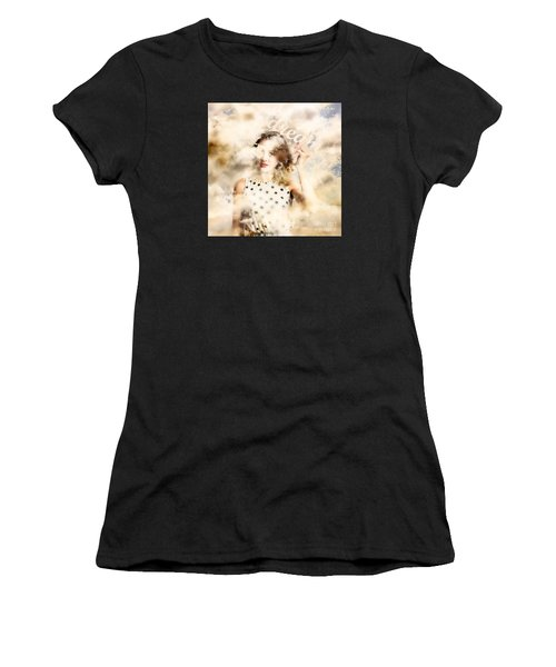Women's T-Shirt featuring the photograph Pin-up Your Dreams by Jorgo Photography - Wall Art Gallery