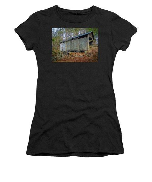 Pine Brook Bridge Women's T-Shirt