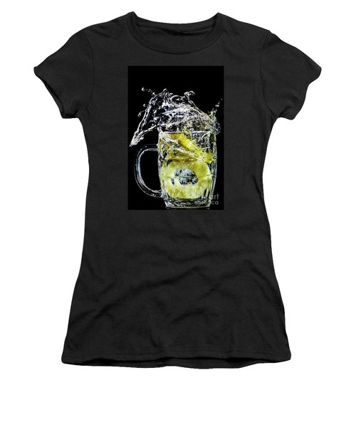 Pineapple Splash Women's T-Shirt