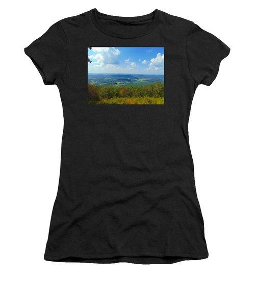 Pinhoti Trail Views Women's T-Shirt