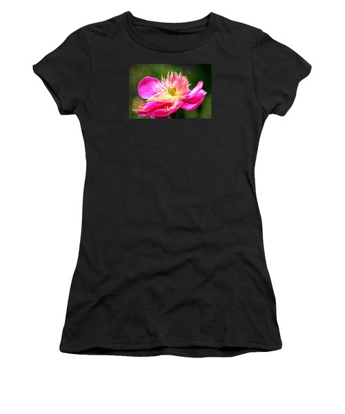 Pink Beauty Women's T-Shirt (Athletic Fit)