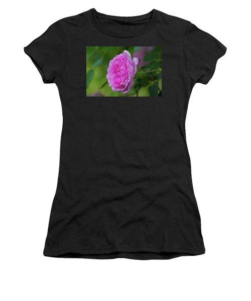 Pink Beauty In Bloom Women's T-Shirt
