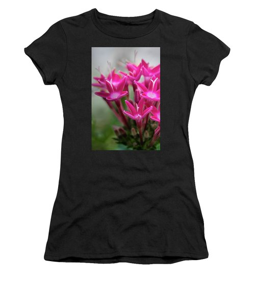Women's T-Shirt featuring the photograph Pink Blossoms by James Woody