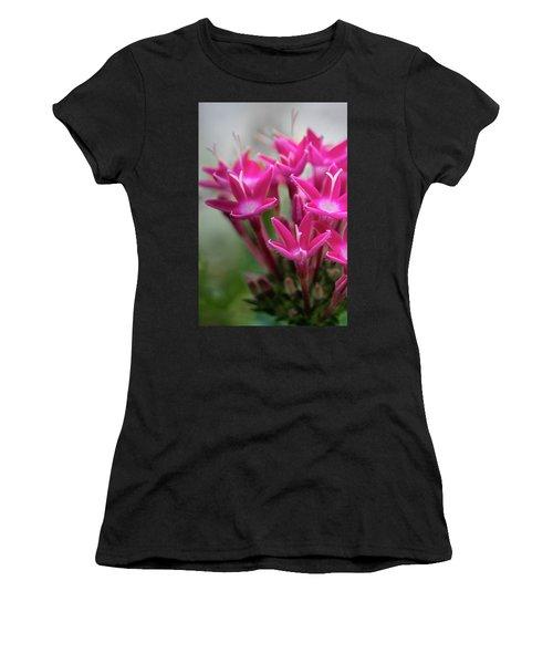 Pink Blossoms Women's T-Shirt