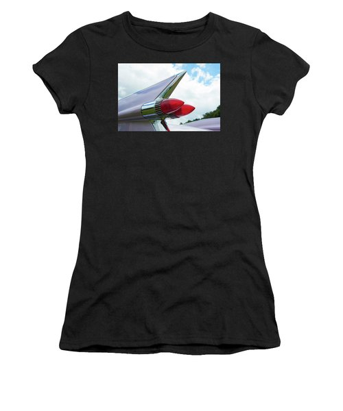 Pink Cadillac Women's T-Shirt (Athletic Fit)