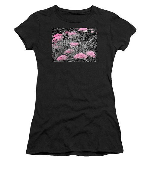 Pink Carved Cowslip Women's T-Shirt