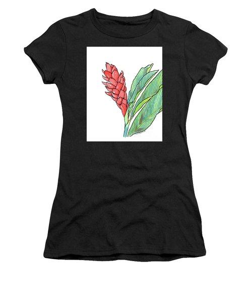 Pink Ginger Women's T-Shirt
