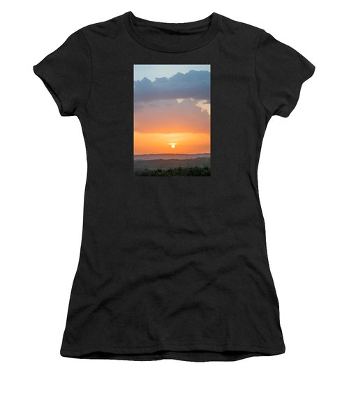 Pink Hues Women's T-Shirt (Athletic Fit)